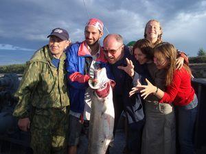 Миссионерская поездка в Якутию 2008