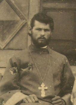 священник Казанцев