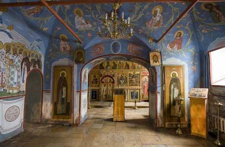 В храме свт. Николая в Кленниках на Маросейке