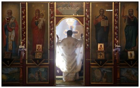 Призывание Святого Духа