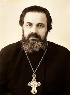 Протоиерей Евгений Амбарцумов