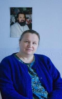 Матушка Галина Соколова. Фото Валерии Ефановой