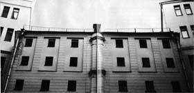 Лубянская тюрьма (закрыта в 60-х годах)