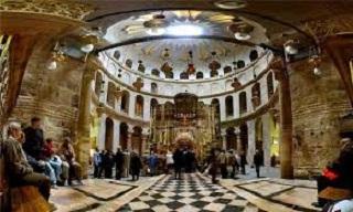 Зажги свечу в Храме Гроба Господня
