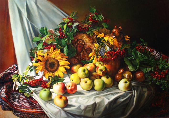 Андрей Миронов. Православная живопись